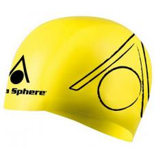 Шапочка для бассейна силиконовая Aqua Sphere Tri