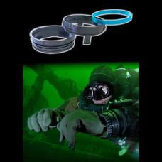 Система колец для сухих перчаток Waterproof Antares