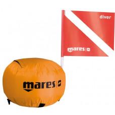 Буй в оболочке ПВХ Mares Tech Sphere