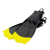 Ласты Hollis F-1 Bat Fin Yellow
