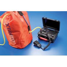 Наземная аудиостанция и подводный модуль  Alpha Pro X-divers