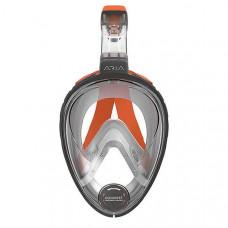 Полнолицевая маска для сноркелинга OceanReef Aria