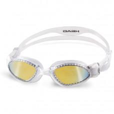 Очки для плавания зеркальные Head Superflex Mid