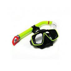 Набор Technisub маска Look + трубка Mach Dry