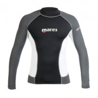 Гидрокостюм (футболка) Mares Rash Guard Long Sleeve