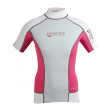 Гидрокостюм (футболка) Mares Rash Guard Short Sleeve She Dives